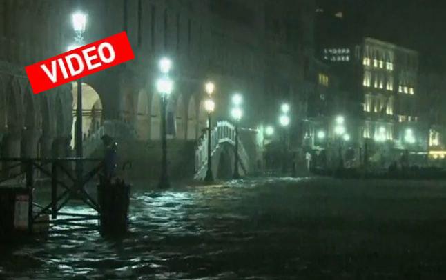 Πλημμύρισε η «υδάτινη πόλη»