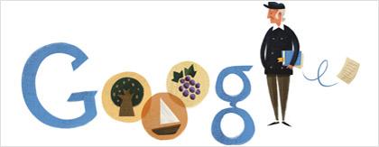Τον Οδυσσέα Ελύτη τιμά η Google