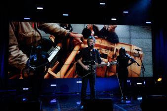 ΗΠΑ: Μεγάλη συναυλία για τα θύματα της Σάντι