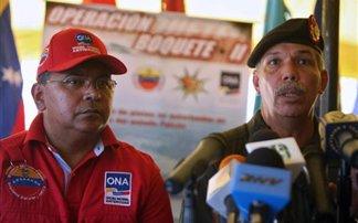 Κατάσχεση ενός τόνου κοκαΐνης στη Βενεζουέλα