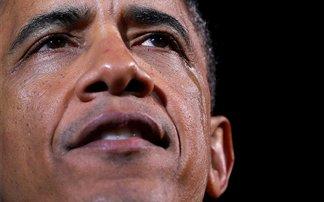 Το δάκρυ του Ομπάμα