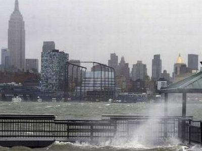 Νέα καταιγίδα απειλεί τη Νέα Υόρκη