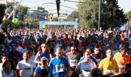Βολιώτες στο Μαραθώνιο της Αθήνας
