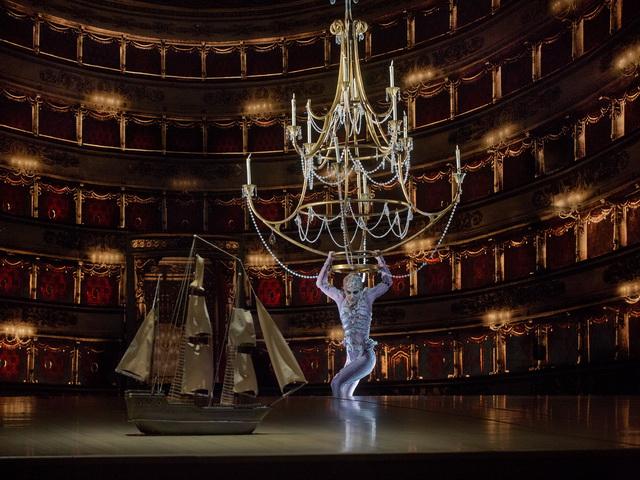 Οπερα στο Αχίλλειον