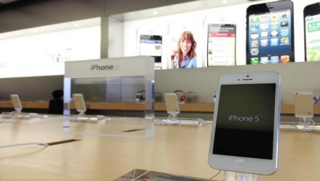 Προβλήματα στην κατασκευή του iPhone 5 λόγω της μεγάλης ζήτησης!