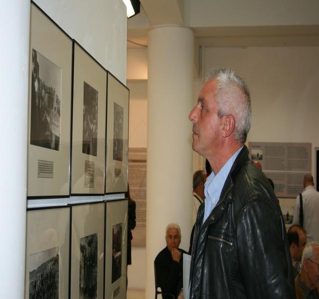 Ιστορικές φωτογραφίες στο Ντε Κίρικο