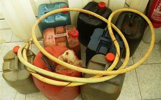 Καρδίτσα: Άδειασαν τις δεξαμενές καυσίμων σε υδροθεραπευτήριο