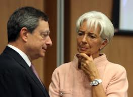 «Τσακώθηκαν» Λαγκάρντ και Γιουνκέρ για τη χρηματοδότηση της Ελλάδας