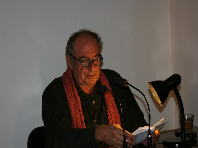 Ο Θωμάς Κοροβίνης διαβάζει…