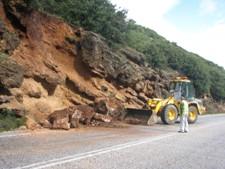 Λάρισα: Προβλήματα στο Δήμο Αγιάς από την έντονη βροχόπτωση