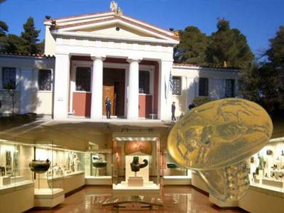 Έπιασαν τους ληστές του μουσείου της Αρχαίας Ολυμπίας