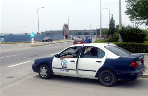 Ακινητοποίησαν ΙΧ στην Σερρών - Καβάλας και λήστεψαν τους επιβαίνοντες