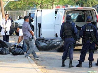 Πτώματα και λείψανα ανακάλυψαν οι αρχές στο Μεξικό