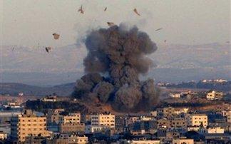 Συρία: Αεροπορική επιδρομή με δεκάδες νεκρούς και τραυματίες