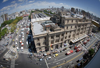 Fitch: Υποβάθμιση της Αργεντινής από «Β» σε «CC»