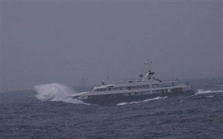 «Θρίλερ» με ιρανικό πλοίο - φάντασμα στο Αιγαίο