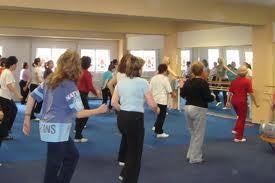 Τμήμα άθλησης γυναικών  στο Δήμο Ρ. Φεραίου