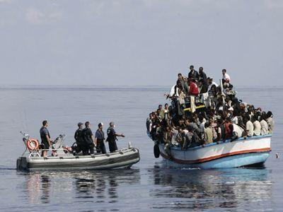 Συλλήψεις παράνομων αλλοδαπών στην Πάτμο, τη Σάμο και την Πάτρα