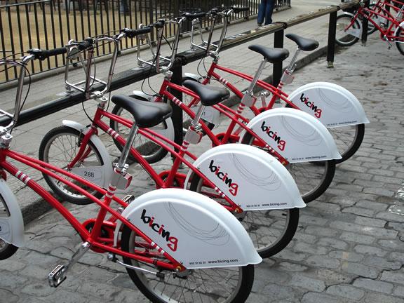 Καρδίτσα: 70κοινόχρηστα ποδήλατα σε έξι αυτοματοποιημένους σταθμούς