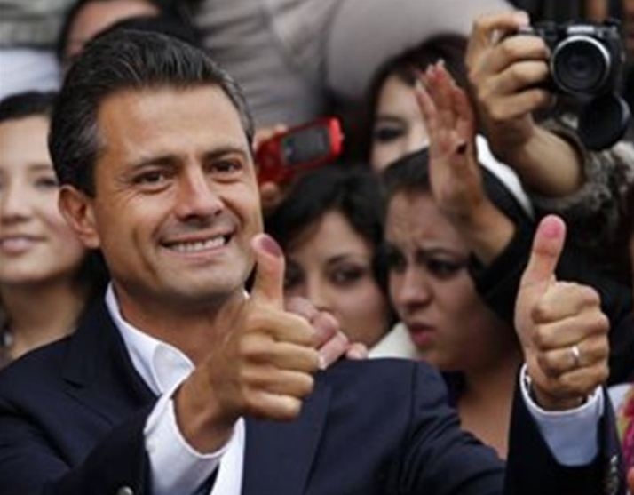 Αλλαγή ηγεσίας στο Μεξικό