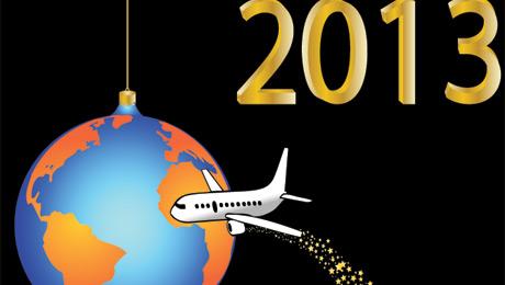 Τα καλύτερα ταξίδια για το 2013