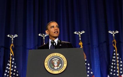 Προειδοποιήσεις Ομπάμα προς τον Ασαντ