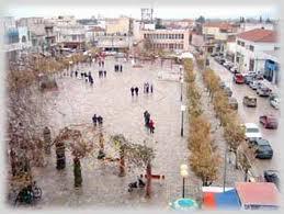 Απαγόρευση κυκλοφορίας  σε δρόμους του Αλμυρού