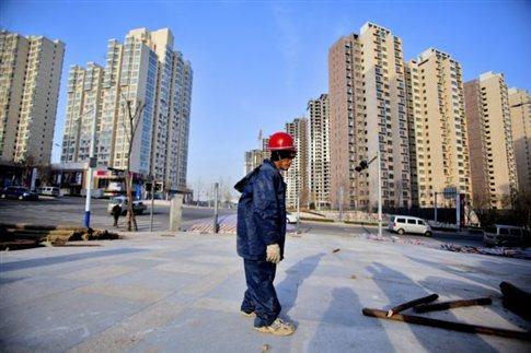 Η Κίνα θα ισοπεδώσει 700 βουνά για να φτιάξει μητρόπολη στην έρημο