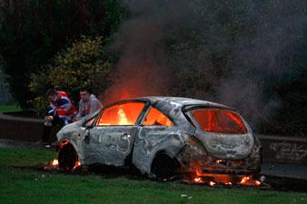 Νέες ταραχές στο Μπέλφαστ