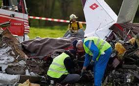 Γερμανία: Έξι νεκροί από τη συντριβή δύο τουριστικών αεροπλάνων