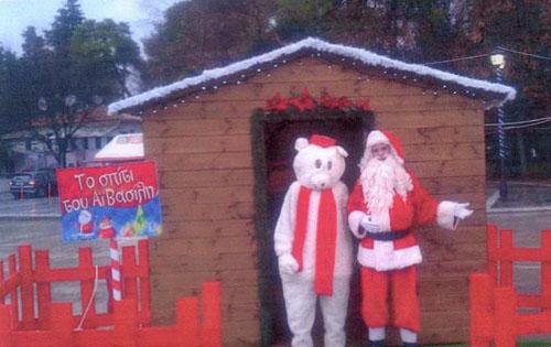 Πλούσιες χριστουγεννιάτικες και πρωτοχρονιάτικες εκδηλώσεις