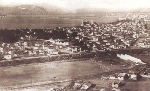 Γρηγόρης Καρταπάνης: Τα ποδοσφαιρικά σωματεία του Μεσοπολέμου