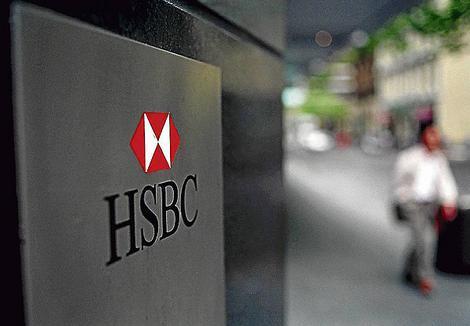 Πρόστιμο - ρεκόρ 1,9 δισ. δολ. στην HSBC
