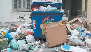 Εκκληση του Επιμελητηρίου για τους όγκους σκουπιδιών