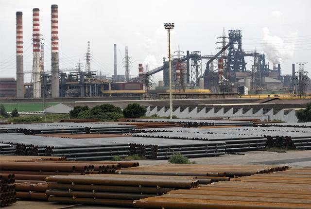 Τίτλοι τέλους για το μεγαλύτερο εργοστάσιο χαλυβουργίας στην Ευρώπη