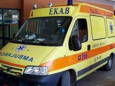 Λάρισα: Νεκρός 42χρονος σε τροχαίο στη Νίκαια