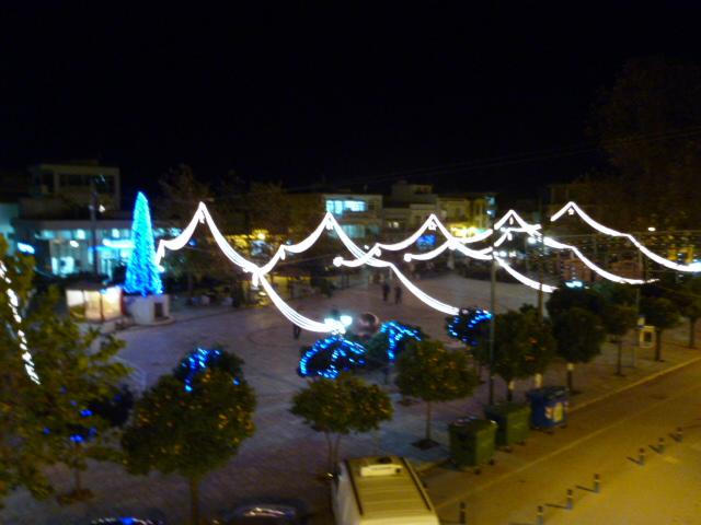 Αλμυρός: Αύριο η επίσημη έναρξη Χριστουγεννιάτικων εκδηλώσεων