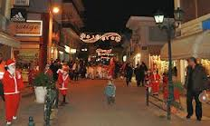 Σε εορταστικούς ρυθμούς  η αγορά του Αλμυρού