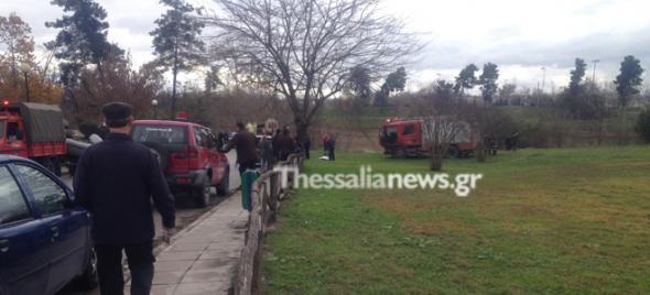 Λάρισα: Βρέθηκε πτώμα γυναίκας