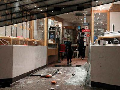 Ένοπλη ληστεία σε κοσμηματοπωλείο στα Μέγαρα