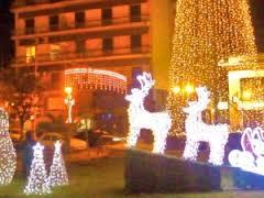 Χριστουγεννιάτικες εκδηλώσεις  στην πλατεία Πανεπιστημίου