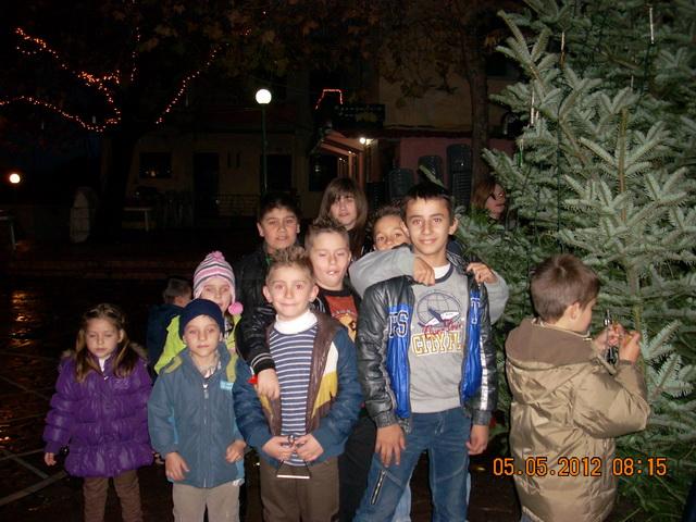 Εορταστικές εκδηλώσεις  στην Ανάβρα