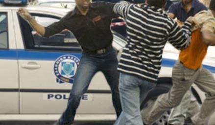 Σπασμένα κεφαλια και συλλήψεις