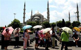 Πάνω από 30 εκατ. τουρίστες επισκέφθηκαν την Τουρκία