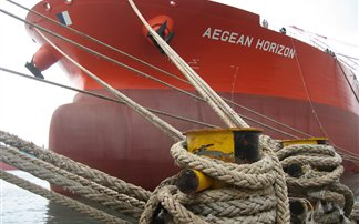 «Ελεύθερο» το τάνκερ Aegean Horizon