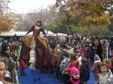 Λάρισα: Νέες εορταστικές εκδηλώσεις στο κέντρο ενόψει της Πρωτοχρονιάς
