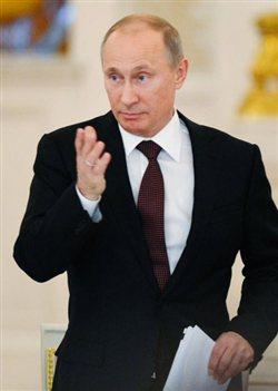 Υπέγραψε ο Πούτιν το νόμο που απαγορεύει τις υιοθεσίες στους Αμερικανούς