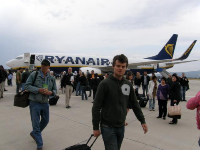 Συνεχίζει  τις   πτήσεις  της  η   Ryanair