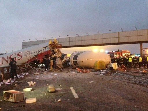 Ρωσία: Αεροπορικό δυστύχημα με τέσσερις νεκρούς