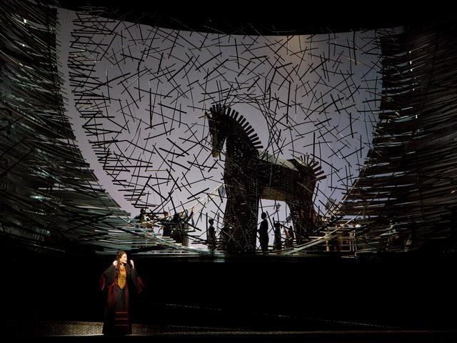 Η όπερα «Τρώες» στο Αχίλλειον